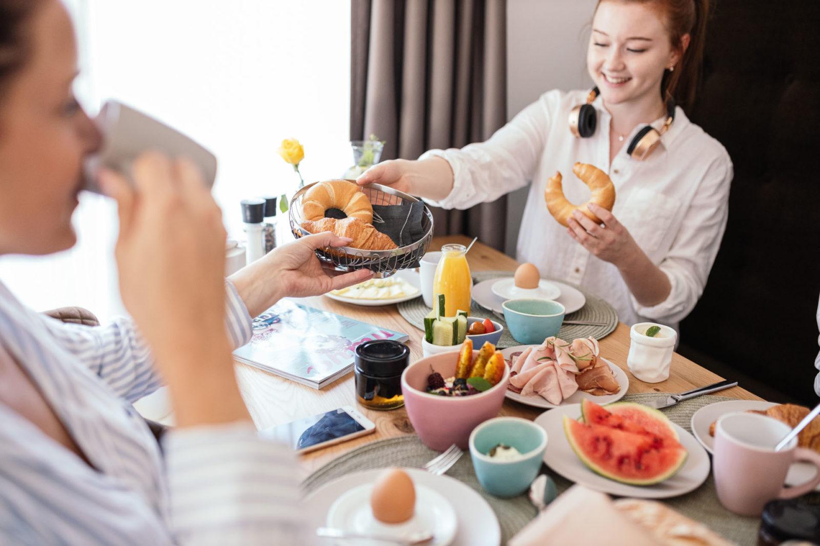 Viktorias Home Frühstück
