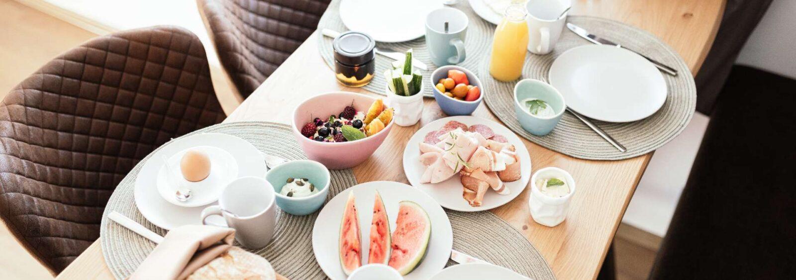 Frühstück Viktorias Home