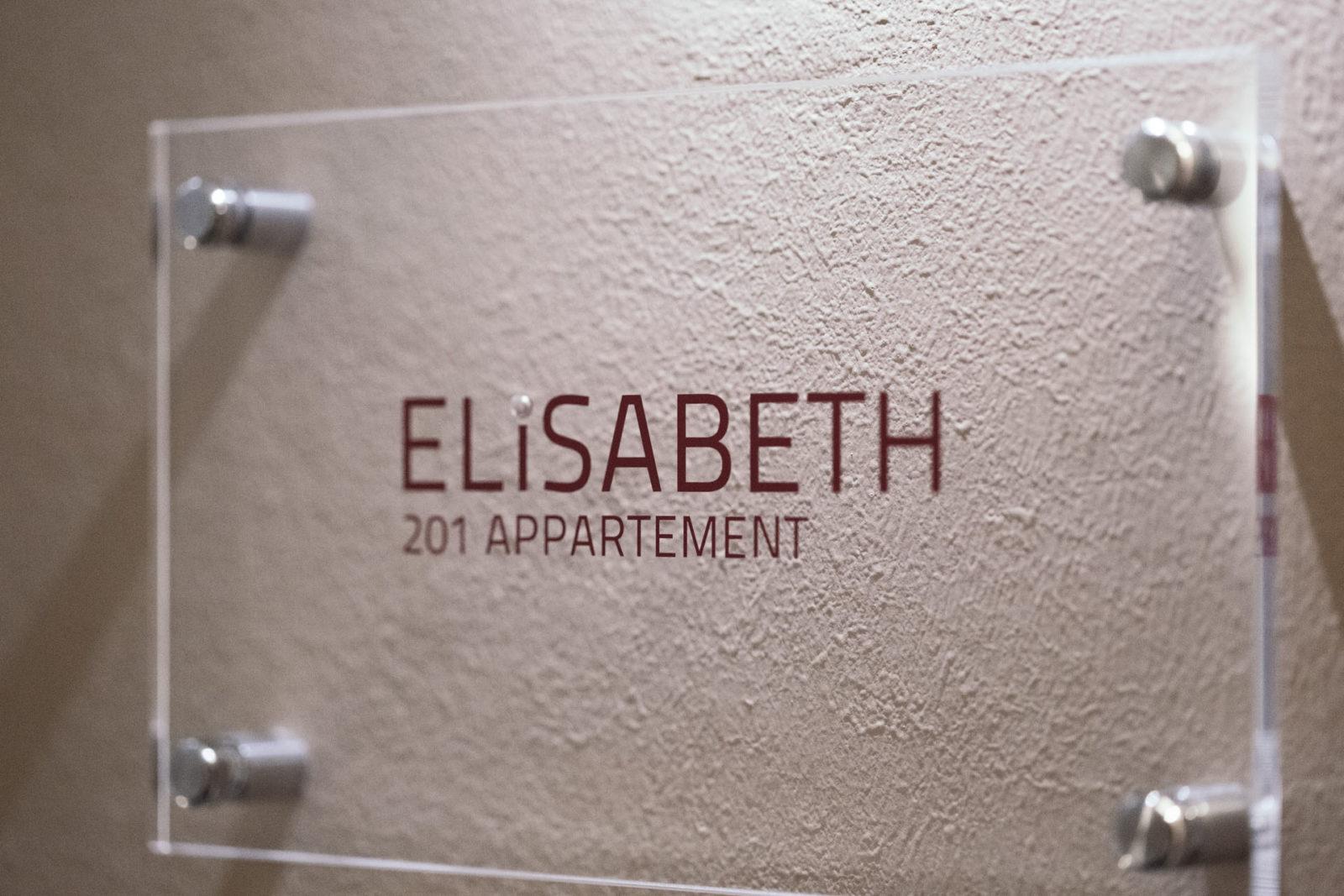 Elisabeth Appartement