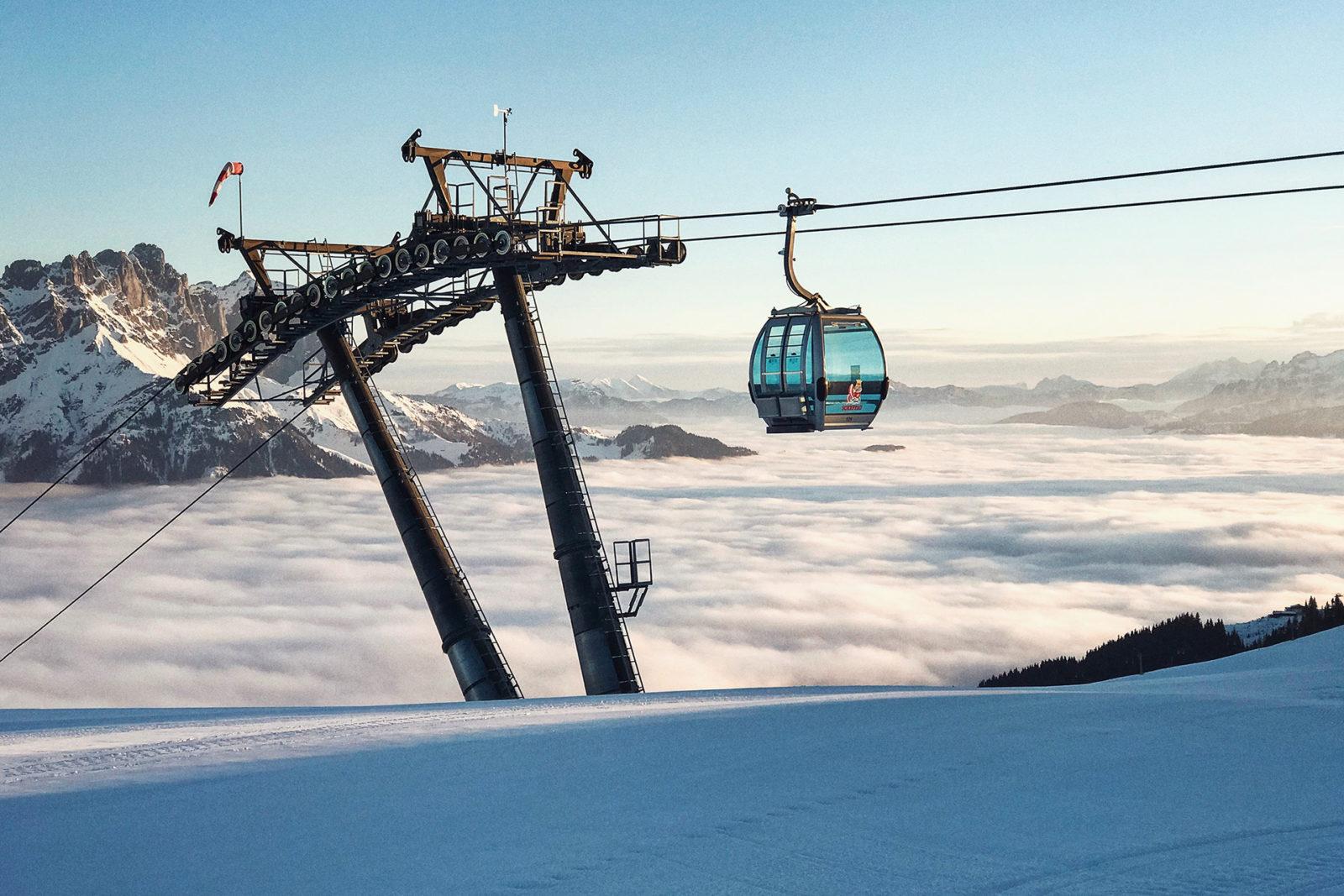 Skiwelt Wilder Kaiser, Urlaub in Scheffau, Winterurlaub, Skifahren