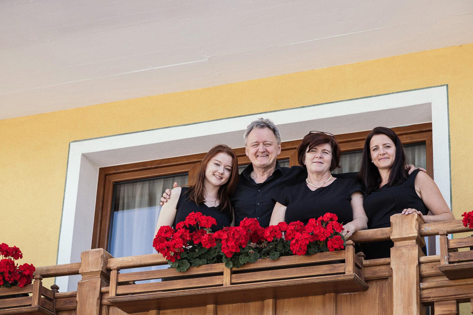 Viktorias Home Familie