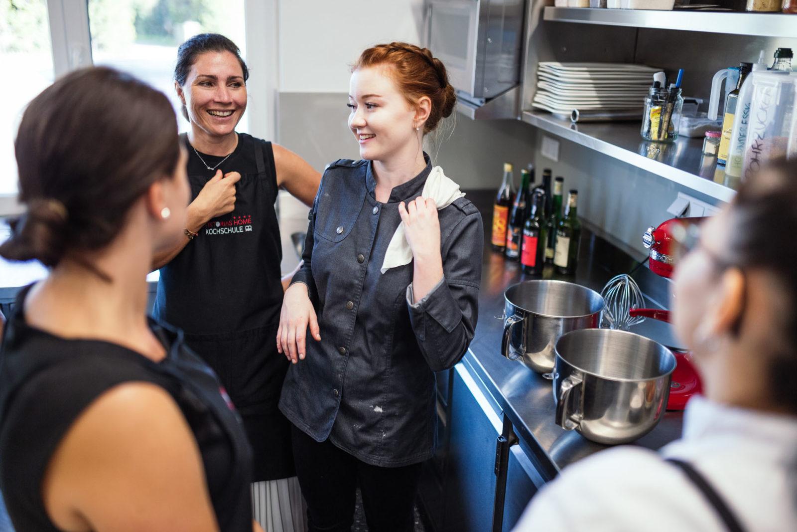 Viktoria Fahringer Kochschule