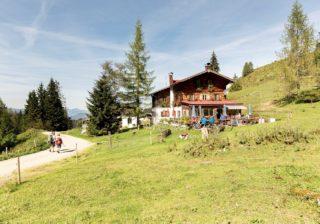 Wandern in Kufstein